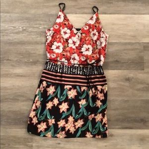 Clover Canyon Tropical Slip Dress
